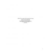 NR 341 Week 3 Case Study; Dysrhythmia Interpretation 1