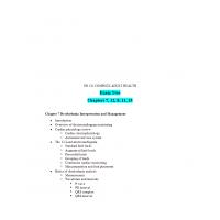 NR 341 Week 5 Exam Two