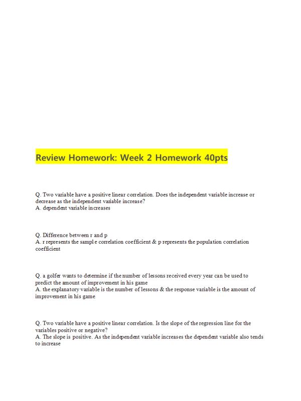 MATH 399N Week 2 Homework Solutions: → Spring 2017