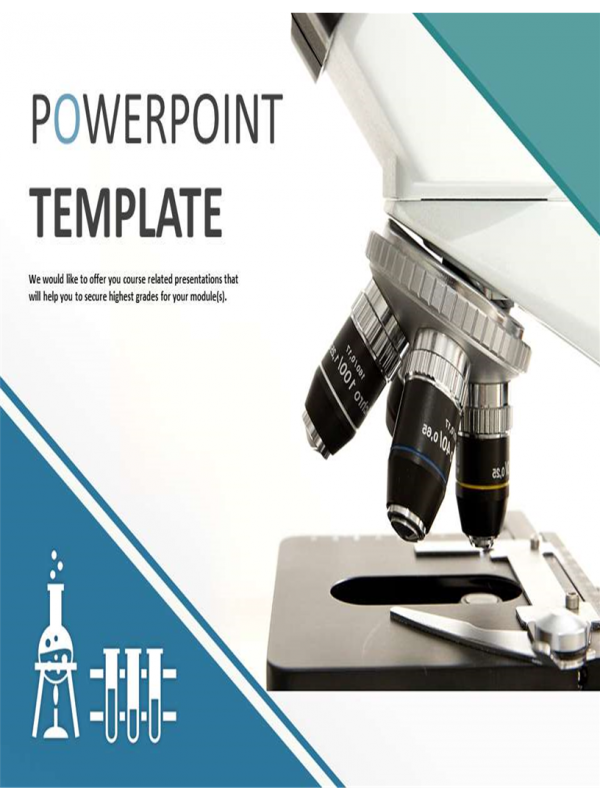 Microscope and Science PowerPoint Presentation Templates