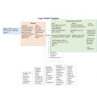 HLT 364 Topic 4 Logic Model Template (Inputs, Outputs, and Outcomes for Identified Issue or Barrier)