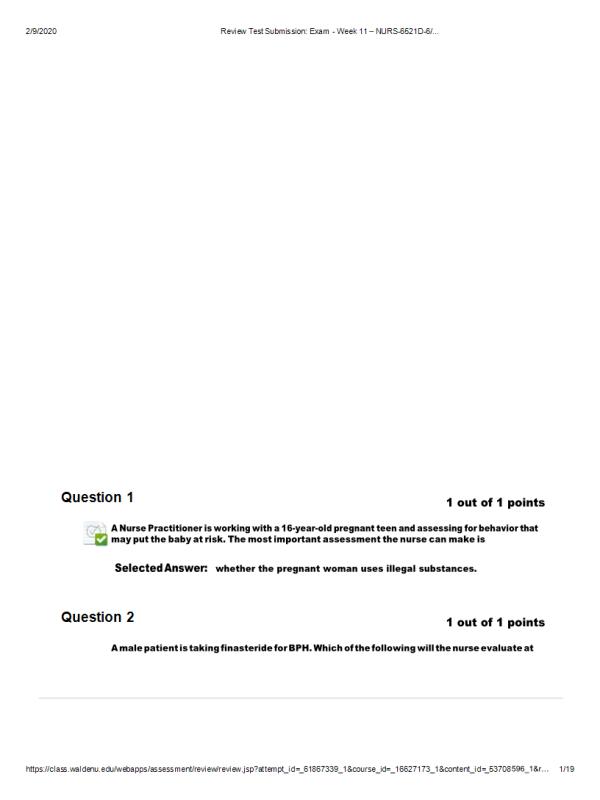 NURS-6521D-6, NURS-6521F-6, NURS-6521N-6-Advanced Pharmacology