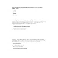 NR 511 Week 4 Quiz (Version 2)
