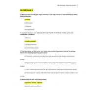 NR 228 Week 1 Exam 1 (MCQs - Practice Quizlet)