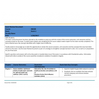 NR 228 Week 3 Exam 1; Review Document