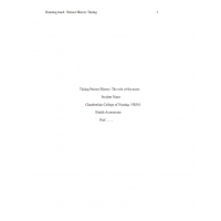 NR 305 Week 2 Journal Article (v2): Spring 2015
