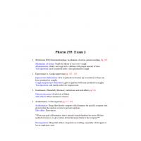 NR 293 Exam 2 Preparation